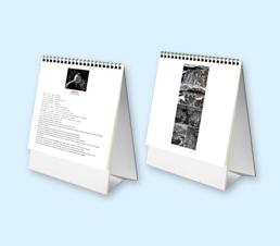 2018年台历设计印刷