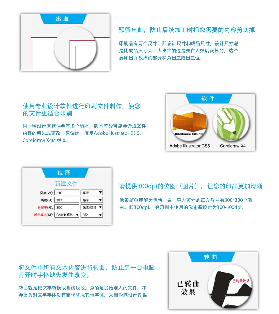 三折页印刷设计