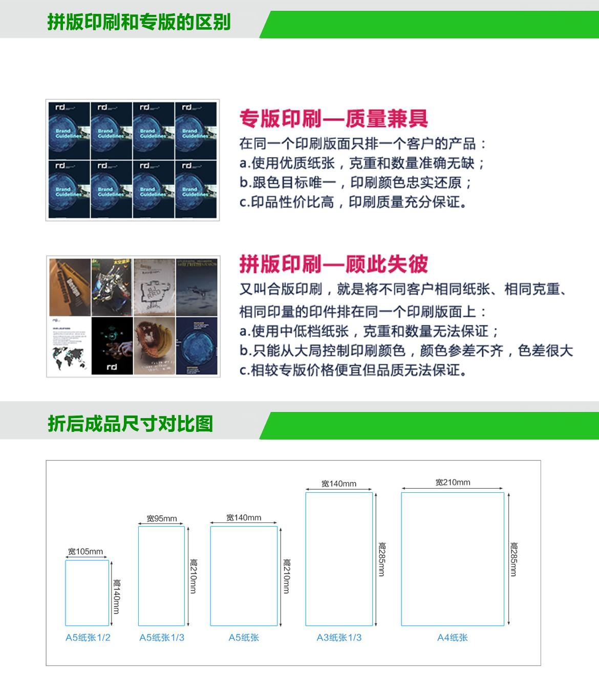 折页宣传册设计