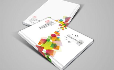 宣传画册印刷图片1